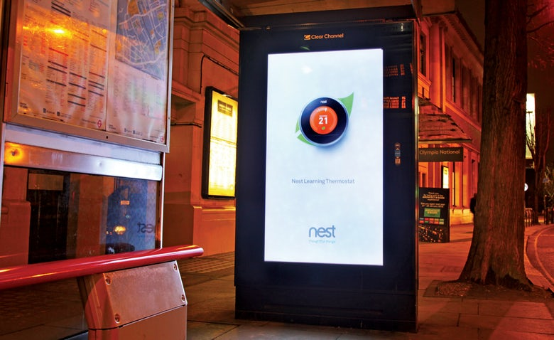 Souce: Marketing Week - Outdoor advertising reaches billions of eyeballs every day.