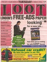 Loot starts agency trawl for £1m ad campaign – Marketing Week