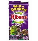Image result for ribena win a donkey