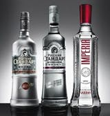 Russian Standard drinks