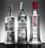 Russian Standard drinks