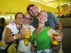 Drinkers at V Festival