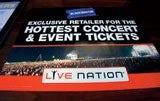 Live Nation: Signed up as a partner
