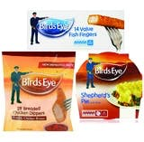 Birds Eye products