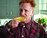 John Lydon in country life advert