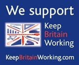 Keep Britain Working campaign