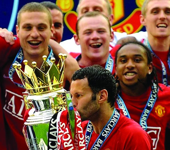 Man United - Premier League champions