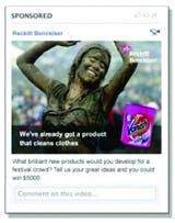 Reckitt Benckiser campaign