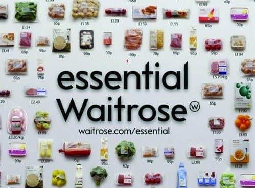 Waitrose Essentials