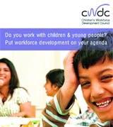 CWDC postcard