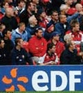 EDF: Continues to support rugby