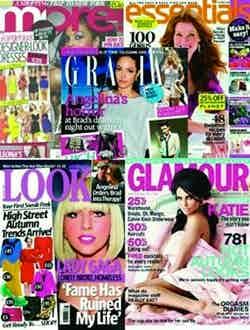 Womens' Magazines