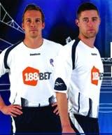 Bolton Wanderers shirt