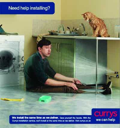 Currys campaign