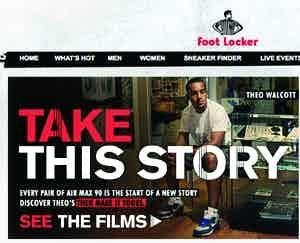 Footlocker online