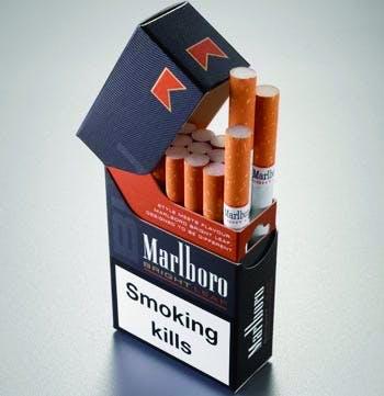 Marlboro unveils mid-priced cigarette brand 'Bright Leaf