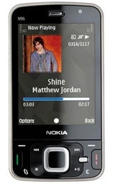 Nokia n96 smartphone