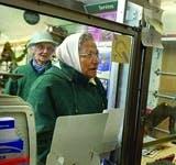 Pension queue
