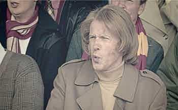 Tim Lovejoy in Football Pools ad