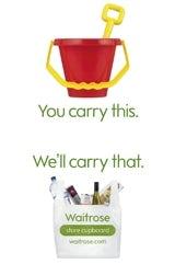 Waitrose DM campaign