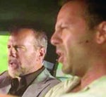 Aviva advert with Bruce Willis
