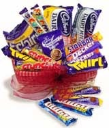 Cadbury products