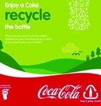 Coca-Cola recycling campaign