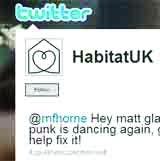 Habitat on Twitter