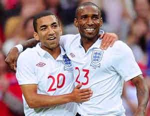England, Lennon and Defoe