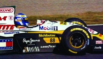 Mika Salo - Lotus 1994