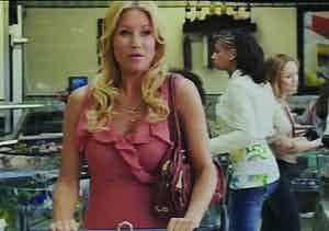 Morrisons advert - Denise Van Outen