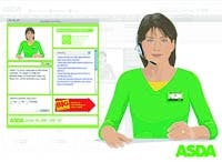Asda has launched a virtual assistant