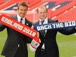 Beckham and Rooney
