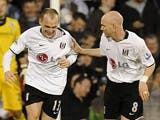 Danny Murphy and Paul Konchesky