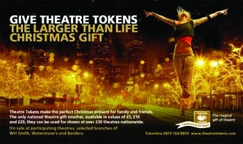 Theatre Tokens campaign