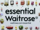 Waitrose Essentials campaign