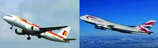 Iberia and BA