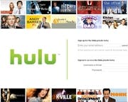 Video catch-up service Hulu