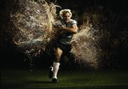 Guinness ad starring Lewis Moody