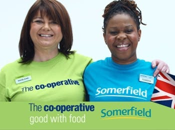 The Co-operative and Somerfield food businesses
