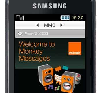 Samsung Orange shots