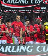 Carling Cup final 2009