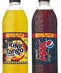 Pepsi drinks