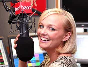 Emma Bunton on Heart radio
