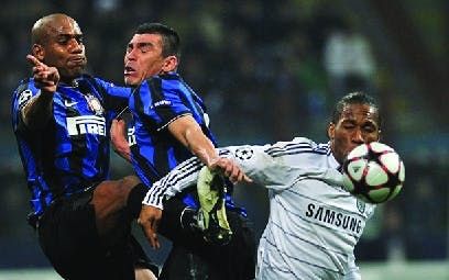 Inter Milan v Chelsea - UEFA Champions League