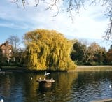 Regent's Park boating lake