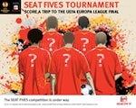 Seat sponsorship