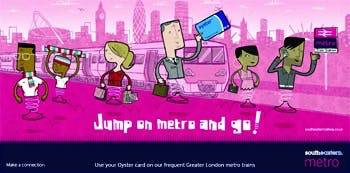 Southeastern Oyster card campaign