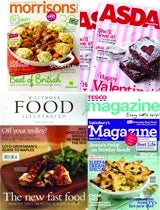 Supermarket mags