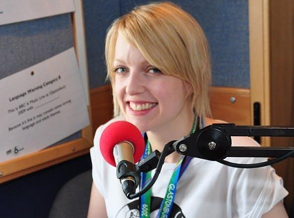 Lauren Laverne 6Music